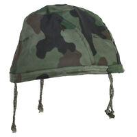 Government Issue Yugoslavia Serbian Jna Military Surplus Army Helmet Cover Camo