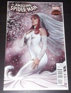 AMAZING-SPIDER-MAN-RENEW-YOUR-VOWS-1-ADI-GRANOV-Legacy-VARIANT-Mary-Jane-cover