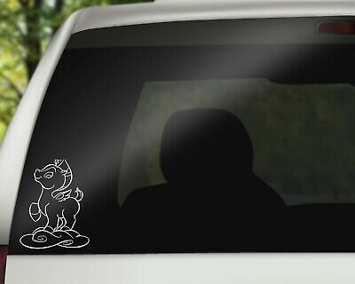 Duffy Disney Decal Vinyl Sticker for Car Wall or Laptop
