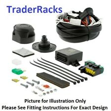Enjoyable Ecs 7 Pin Dedicated Towbar Wiring Kit Citroen Berlingo Van Jun 2015 Wiring 101 Akebretraxxcnl