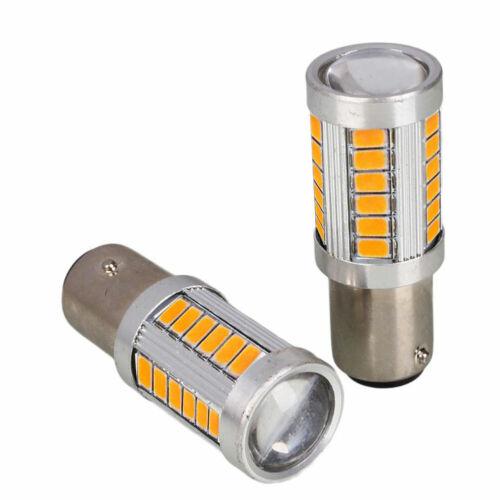 33B2 LED  Rückfahrleuchten Für  Leuchten Bremse Fahrzeug Lampen Heck Blinker