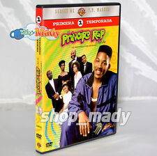 The Fresh Prince of Bel-Air Season 1 - Principe del Rap DVD en ESPAÑOL LATINO