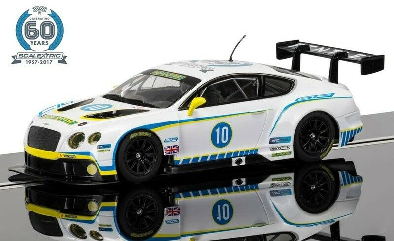 Top Tuning Carrera Digital 132 - Bentley Continental Gt3 -   60 Years   C3831a