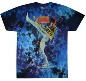 DAVID-BOWIE-SOLD-THE-WORLD-TIE-DYE-T-SHIRT-BRAND-NEW-amp-LICENSED-11879