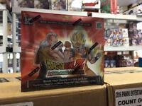2016 Panini Dragon Ball Z Vengeance Booster Box In Stock