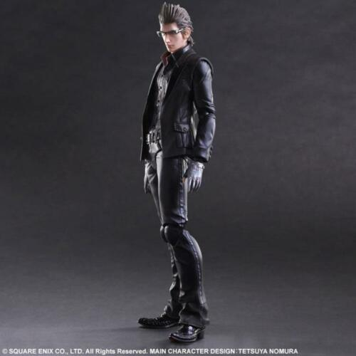 FF15 Action Figure Play Arts Kai Ignis New Toy With Box Final Fantasy XV Modle