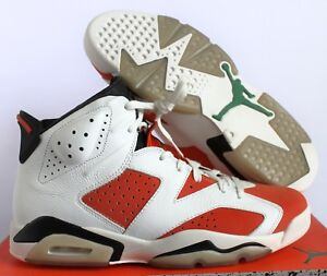 sports shoes d9e4e 827ec La foto se está cargando JORDAN-6-VI-RETRO-NIKE-AIR-GATORADE-cumbre-