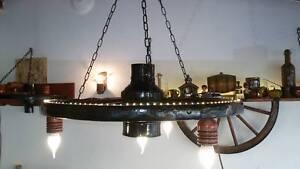 Deckenleuchten Led Kronleuchter ~ Аntik rustik deckenleuchte kronleuchter holz hangelampe pendelampe