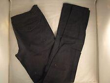 NWT WOMENS RALPH LAUREN DRESS PANTS POLO SZ 10 RETAIL $215 32 X 34 NAVY BLUE