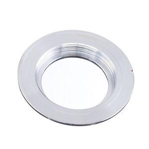 Silver-M42-MD-Macro-42mm-Screw-Lens-to-Minolta-SR-MC-MD-Mount-Adapter-X700-X500