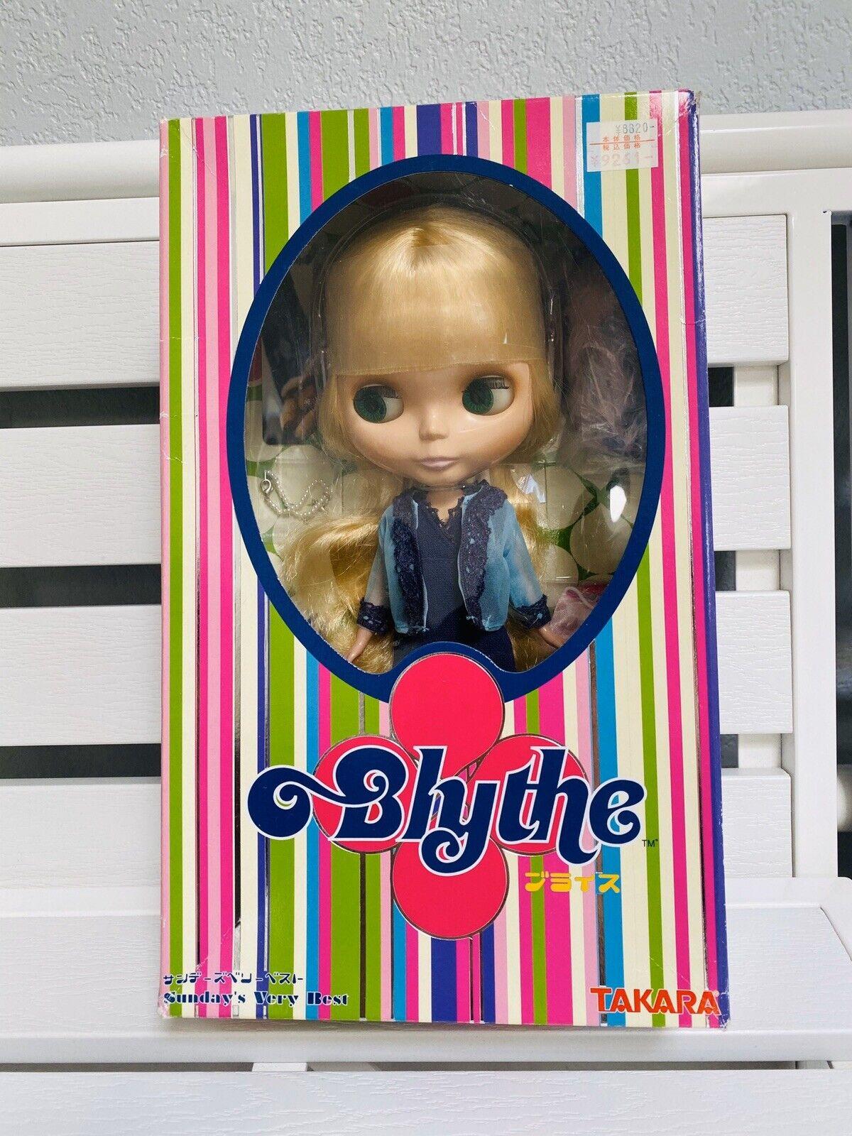 Blythe Sunday's Very Best Doll New w  Box