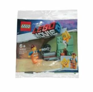 LEGO 30620 The LEGO Movie 2 Star-Struck Emmet TLM2 Polybag Minifigure NEW