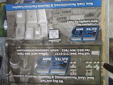 GE SRPE30A15 WARRANTY 15 AMP RATING PLUG