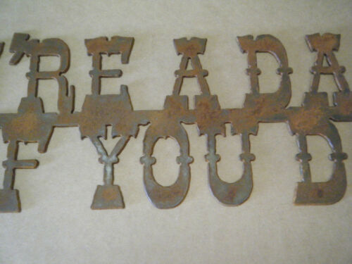 Western,Tombstone,Rusty Metal You/'re A Daisy If You Do Sign,Cowboys,Doc Holiday