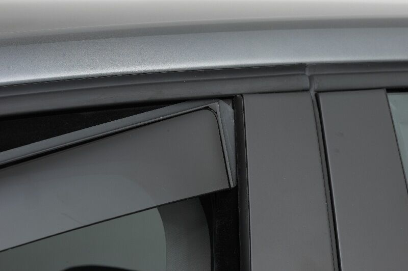 Climair Windabweiser Suzuki Jimny Jimny Jimny Cabrio Typ FJ ab1998-2018 mit ABE Tiefschwarz 0fa09f