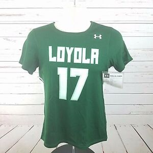 LOYOLA-GRAYHOUNDS-UNDER-ARMOUR-JERSEY-LACROSSE-RACE-BACK-SMALL