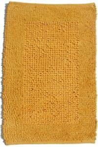 Hand-Woven-Carpet-Yellow-Kilim-Flat-Weave-Area-Rug-20-034-X35-034-Handmade-Dhurrie