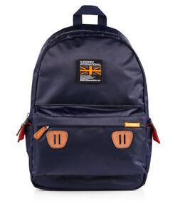 In dos d'ᄄᆭcolesac voyagegymnaseentra Navysac de nement ᄄᄂ Backpack Superdry Sd 0nw8vmN