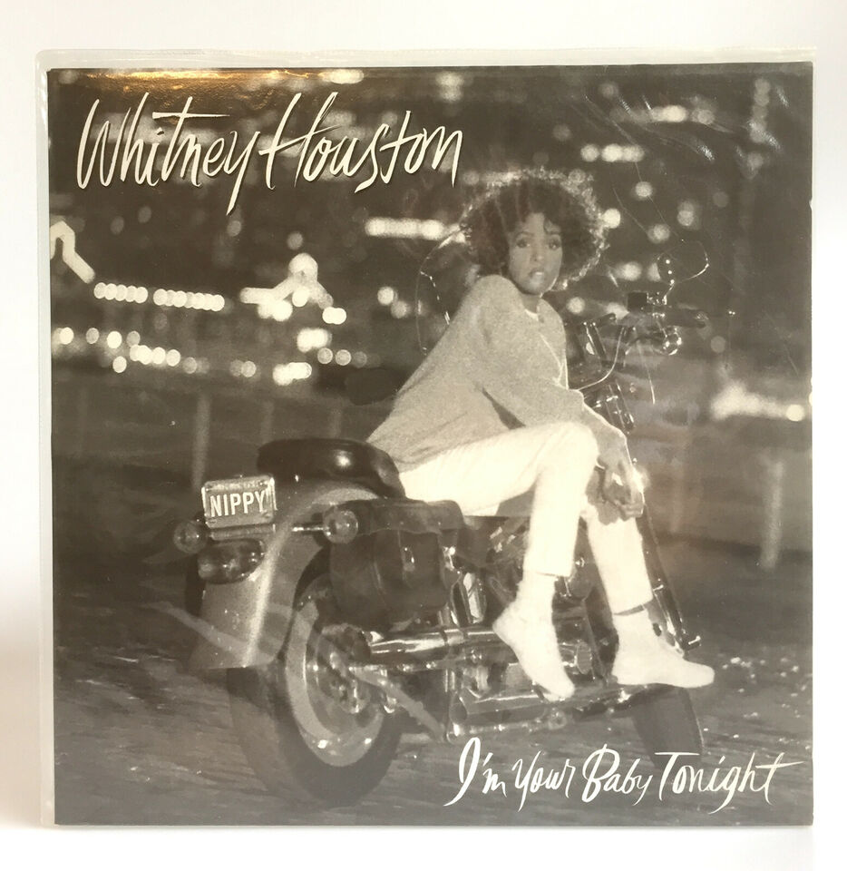 Whitney Houston LP / Vinyl