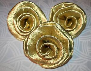 Details Zu 10 Große Xxl Krepprosen Gold Goldhochzeit Diamanthochzeit Jubiläum Deko Hochzeit