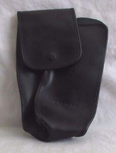 """Canon Flash Case/Storage Bag: Pouch Canon Japan 6X3X2"""" EX"""