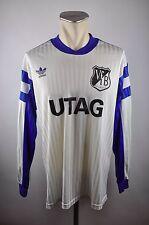VFB Leipzig Trikot #8 90er Gr. XL Adidas UTAG Jersey 80er Shirt vintage