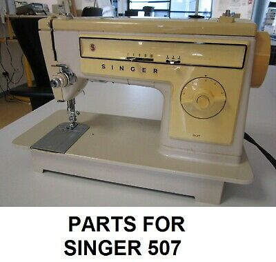 Instructions SEWING MACHINE SINGER 507 CD//Email