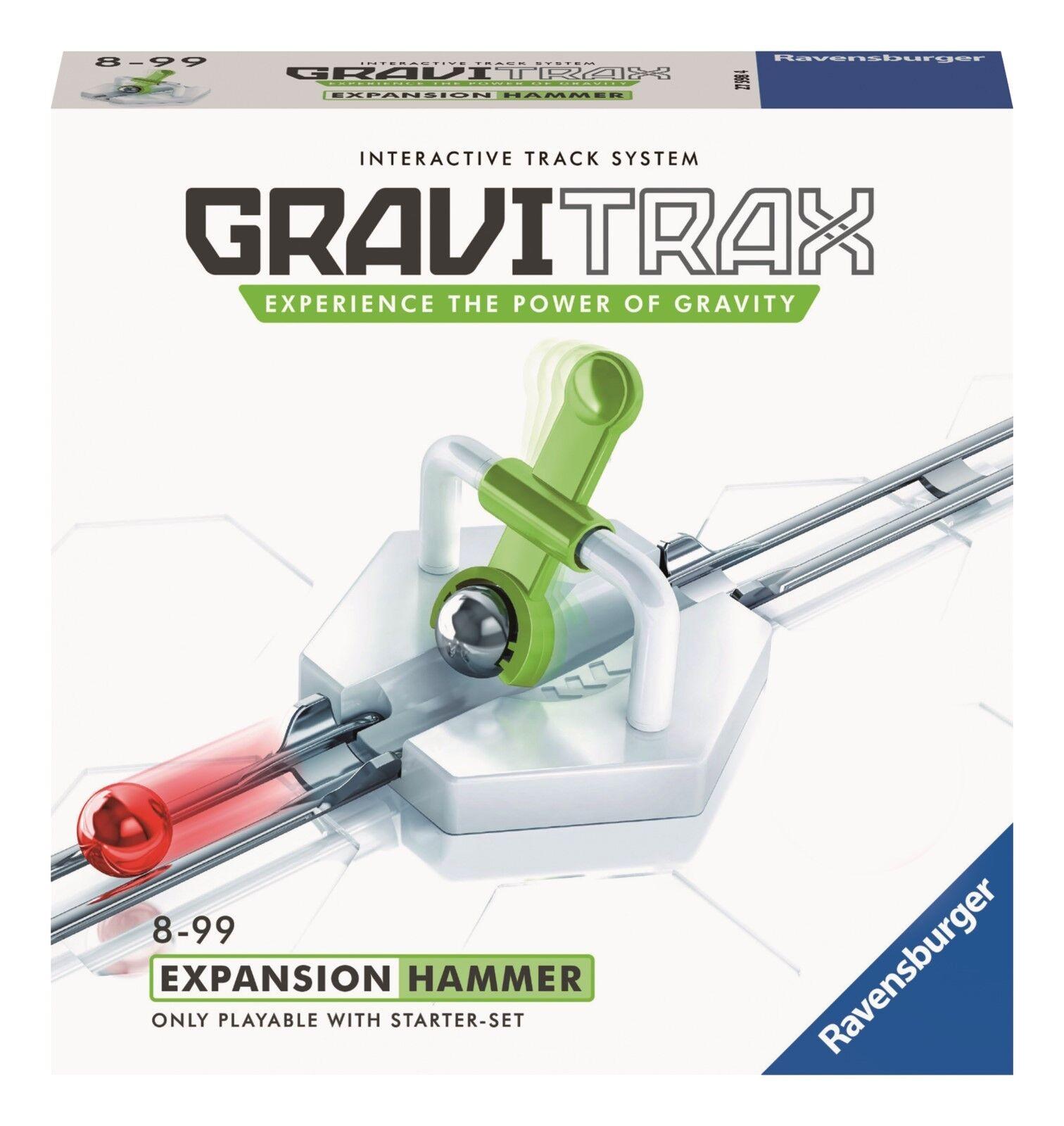 GraviTrax  ACCESSOIRES    De démarrage Jeu Ravensburger 27597  4 Extensions 00a9ce