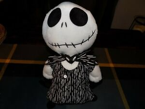 "The Nightmare Before Christmas Jack Skellington Plush Doll /& 15/"" Jack Backpack"