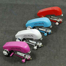 New Mini Portable Hand-held Clothes Fabric Sartorius Sewing Machine