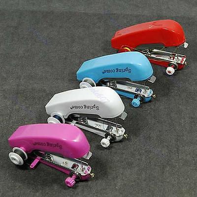 New Mini Handy Clothes Fabric Sartorius Sewing Machine