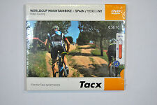 """DVD """"Video Cycling"""" Tacx WorldCup MTB Spain-Germany"""