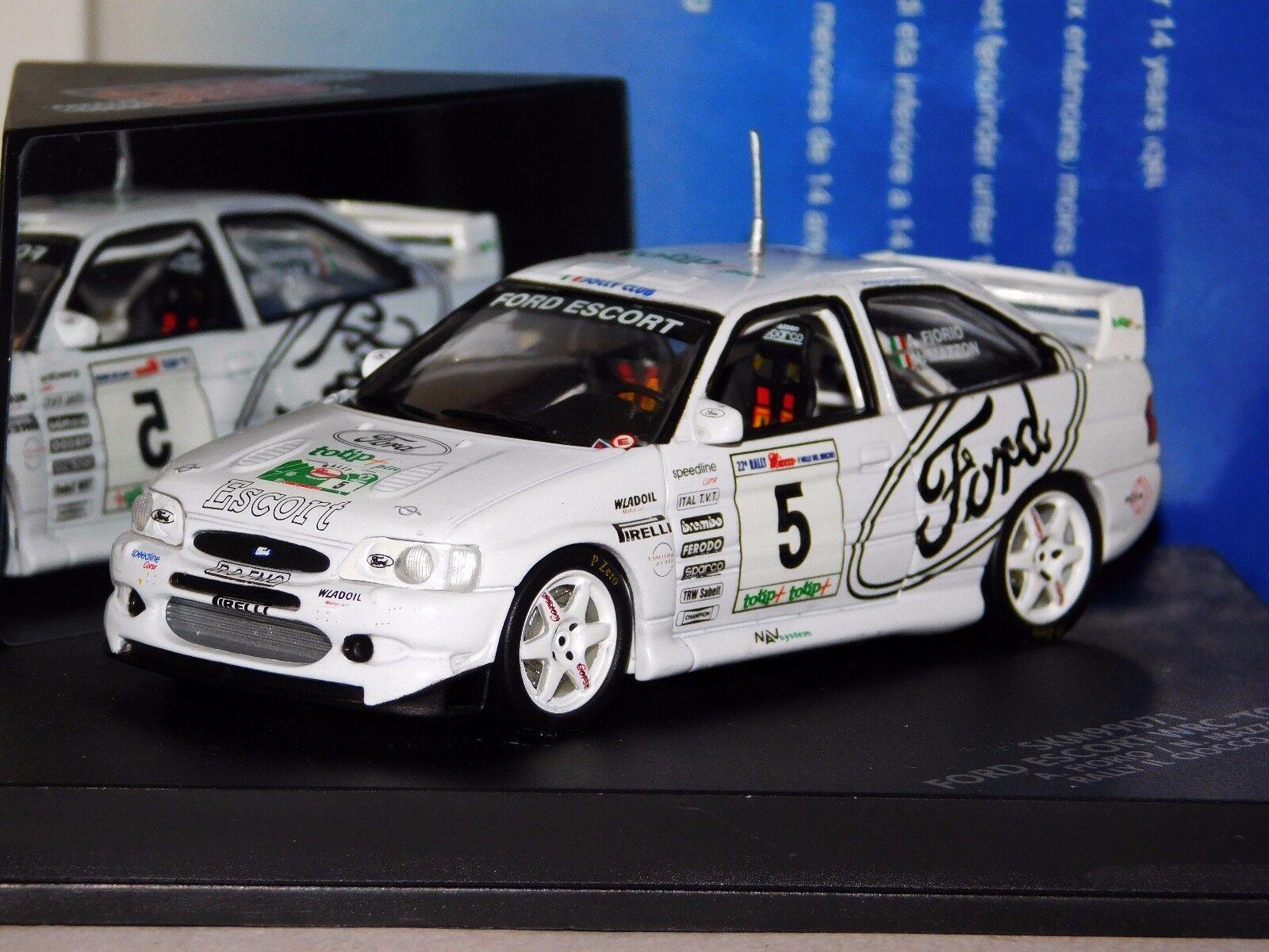 muchas concesiones Ford Escort WRC TOTIP    5 Fiorio Rally Ciocco 1999 Skid SKM99071 1 43  bienvenido a comprar