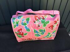 Kitsch Kitchen Borsa A Tracolla per pannolini laptop colorato crazy rosa