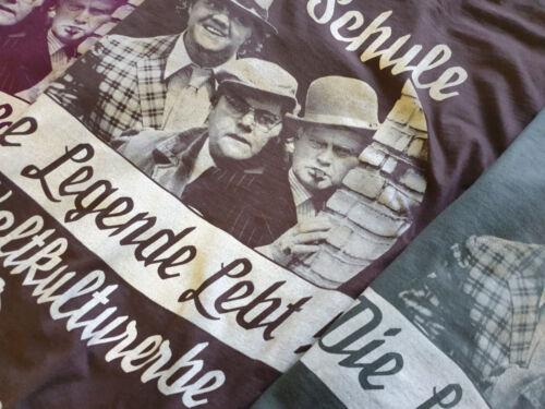 puissant énormes Olsenbande Légende T-shirt Bourgogne Patrimoine mondial Culte