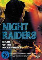 DVD NEU/OVP - Night Raiders - Night Of The Kickfighters - Neue Version