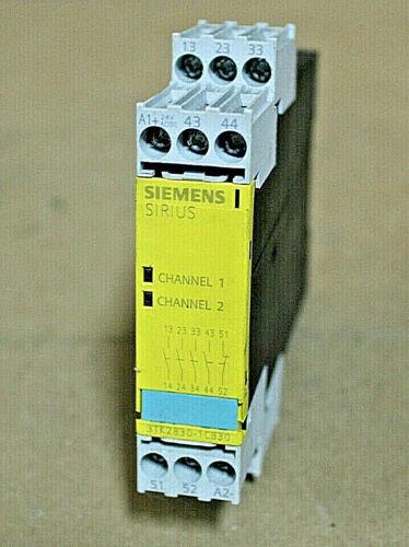 SIEMENS 3TK2830-1CB30 SAFETY RELAY