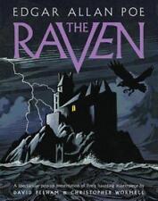 The Raven by Edgar Allen Poe (2016, Hardcover)