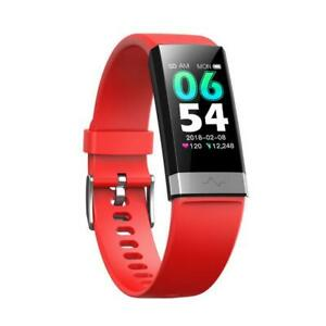 FITUP V19 RED ROSSO ANDROID IOS XIAOMI SAMSUNG HUAWEI APPLE