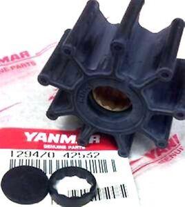 129670-42610 129670-42531 GENUINE YANMAR Water Pump Impeller JH series