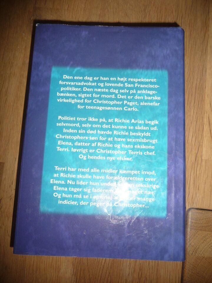 I et barns Øjne, Richard North Patterson, genre: roman