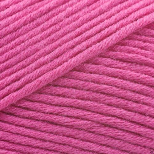 Yarn 100g 536 Fuchsia King Cole BAMBOO Cotton DK Knitting Wool