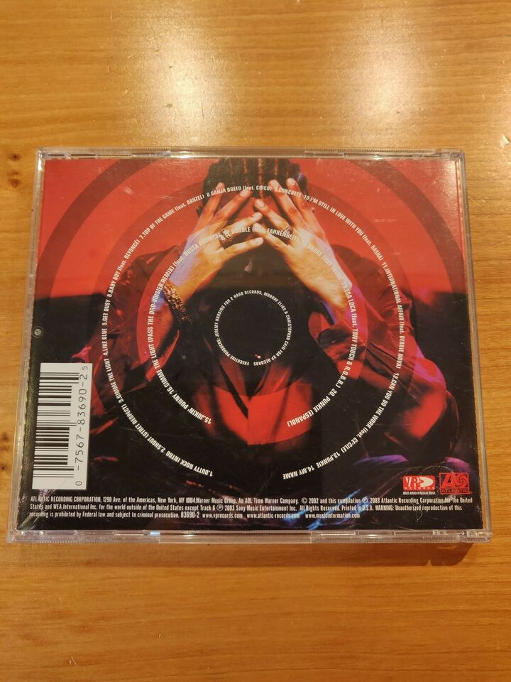 Sean Paul: Dutty Rock, hiphop