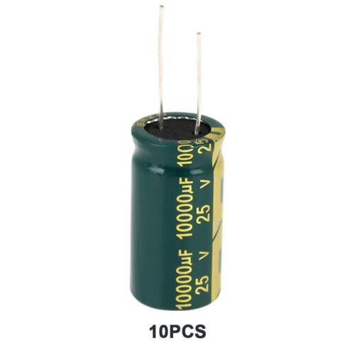 100uf-10000uf Condensateur électrolytique Radial Condensateur Assortiment Set Kit 16-450 V
