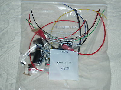 Alnicomagnet Mod Kit 5E1//5F1 Champion 600 Gretsch G5222