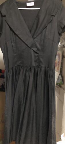 Pinup Couture Black Birdie Dress XL