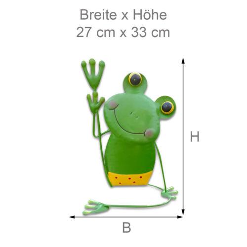 4 Motive Gartendeko Deko Meditation Figur 33cm Yoga Frosch 40cm