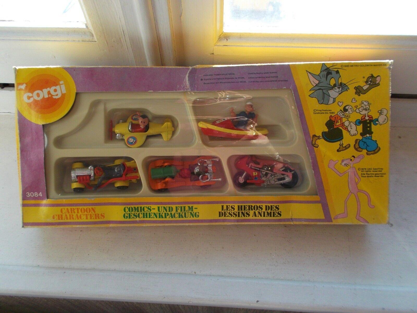 para mayoristas Corgi  junior Comics Gift Gift Gift Set référence 3084  A la venta con descuento del 70%.