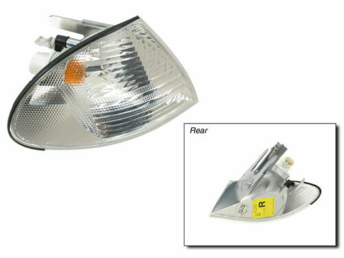 Front Right Turn Signal Assembly For 1999-2000 BMW 328i E46 Z172DY White