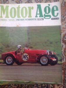 Motoring-Age-1930-1934-magazine-Roberts-Ian-Allan-Publishing-1972